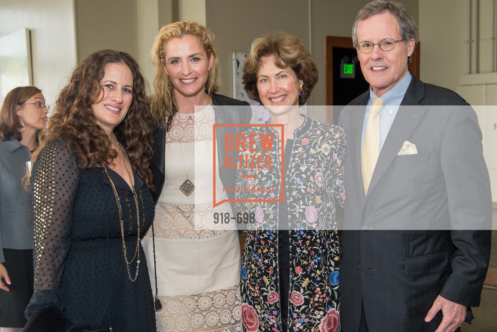 Julia Cohen, Ami Aronson, Mauree Jane Perry, Mark Perry, EWG's 6th Annual Earth Dinner, US, May 5th, 2015,Drew Altizer, Drew Altizer Photography, full-service agency, private events, San Francisco photographer, photographer california