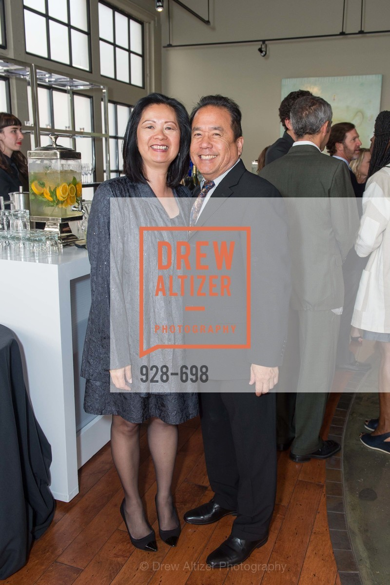 Melody Hom, Pat Lem, EWG's 6th Annual Earth Dinner, US, May 5th, 2015,Drew Altizer, Drew Altizer Photography, full-service agency, private events, San Francisco photographer, photographer california