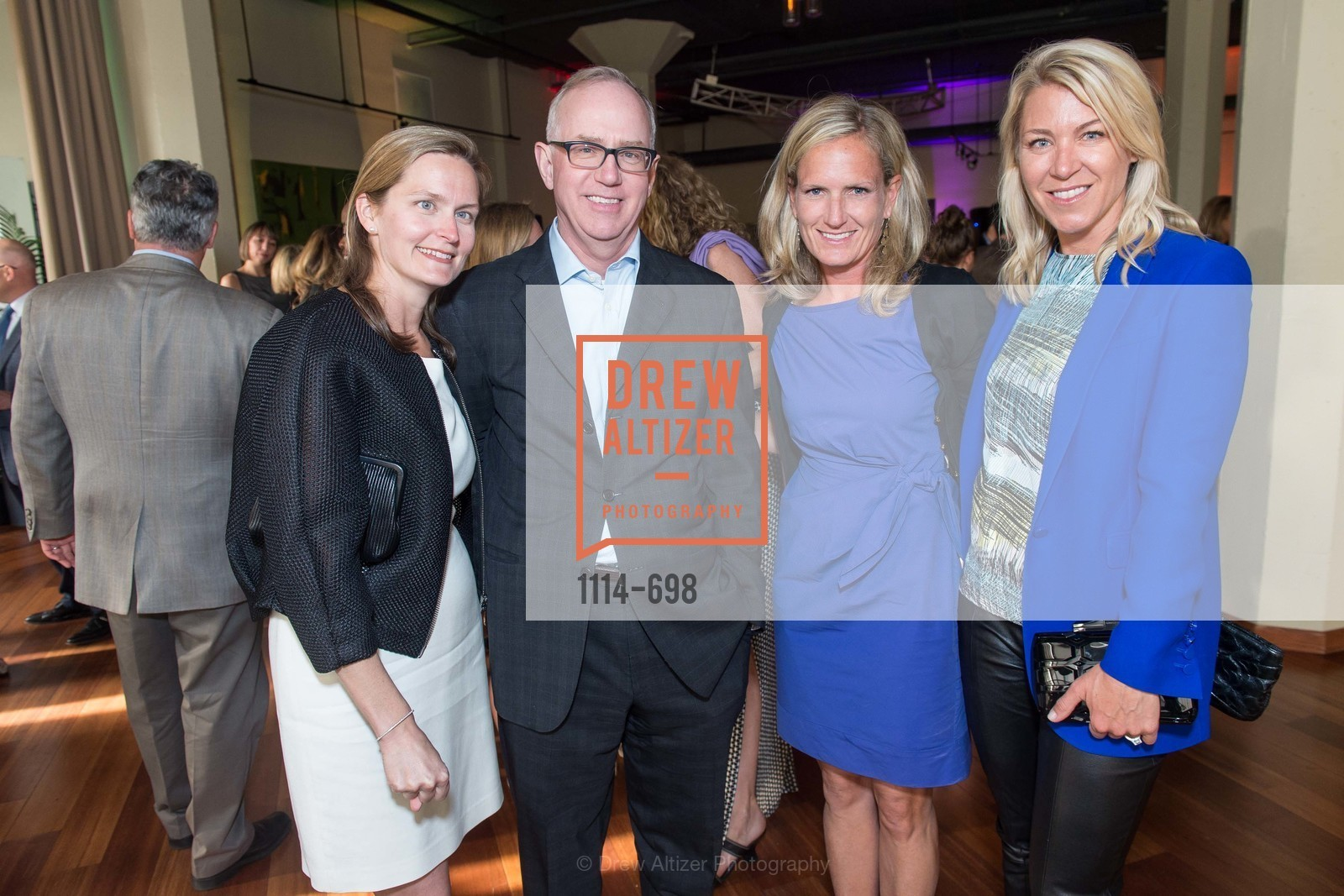 Katelyn Dyson, Brendan Dyson, Janet Bijur, Leslie Olrich, EWG's 6th Annual Earth Dinner, US, May 5th, 2015,Drew Altizer, Drew Altizer Photography, full-service agency, private events, San Francisco photographer, photographer california