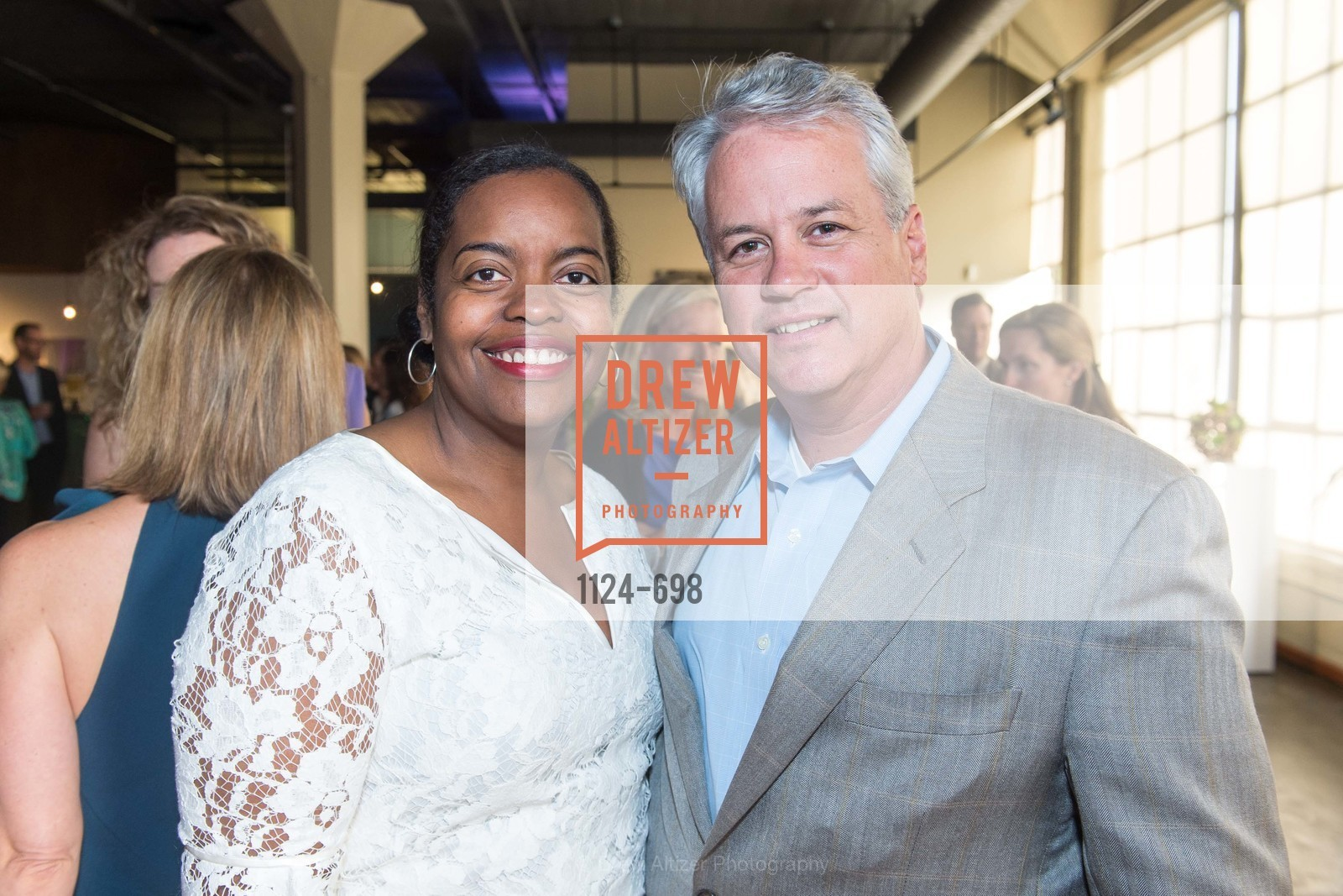 Chantel Walker, John McDonnell, EWG's 6th Annual Earth Dinner, US, May 5th, 2015,Drew Altizer, Drew Altizer Photography, full-service agency, private events, San Francisco photographer, photographer california