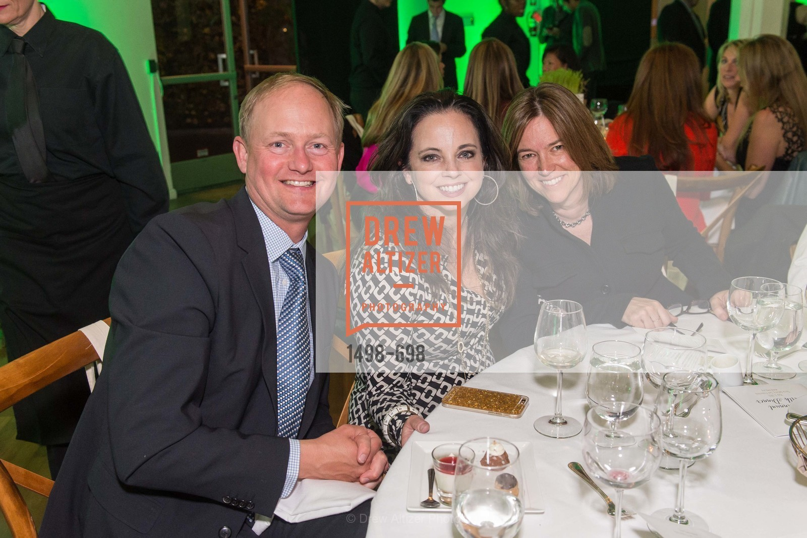 Eric Ralston, Michaela Alioto Pier, Lisa Stanton, EWG's 6th Annual Earth Dinner, US, May 5th, 2015,Drew Altizer, Drew Altizer Photography, full-service agency, private events, San Francisco photographer, photographer california