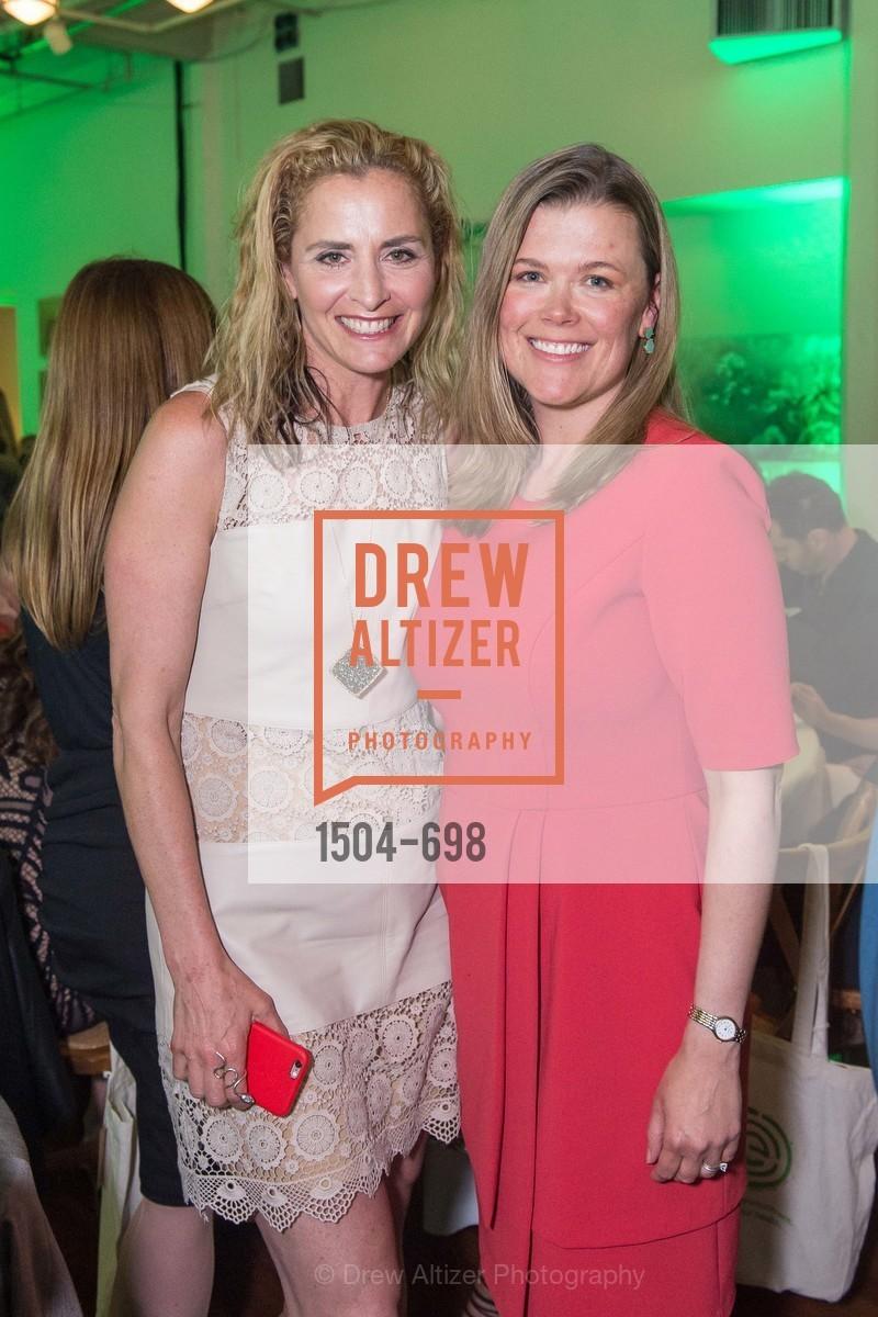 Ami Aronson, Heather White, EWG's 6th Annual Earth Dinner, US, May 6th, 2015
