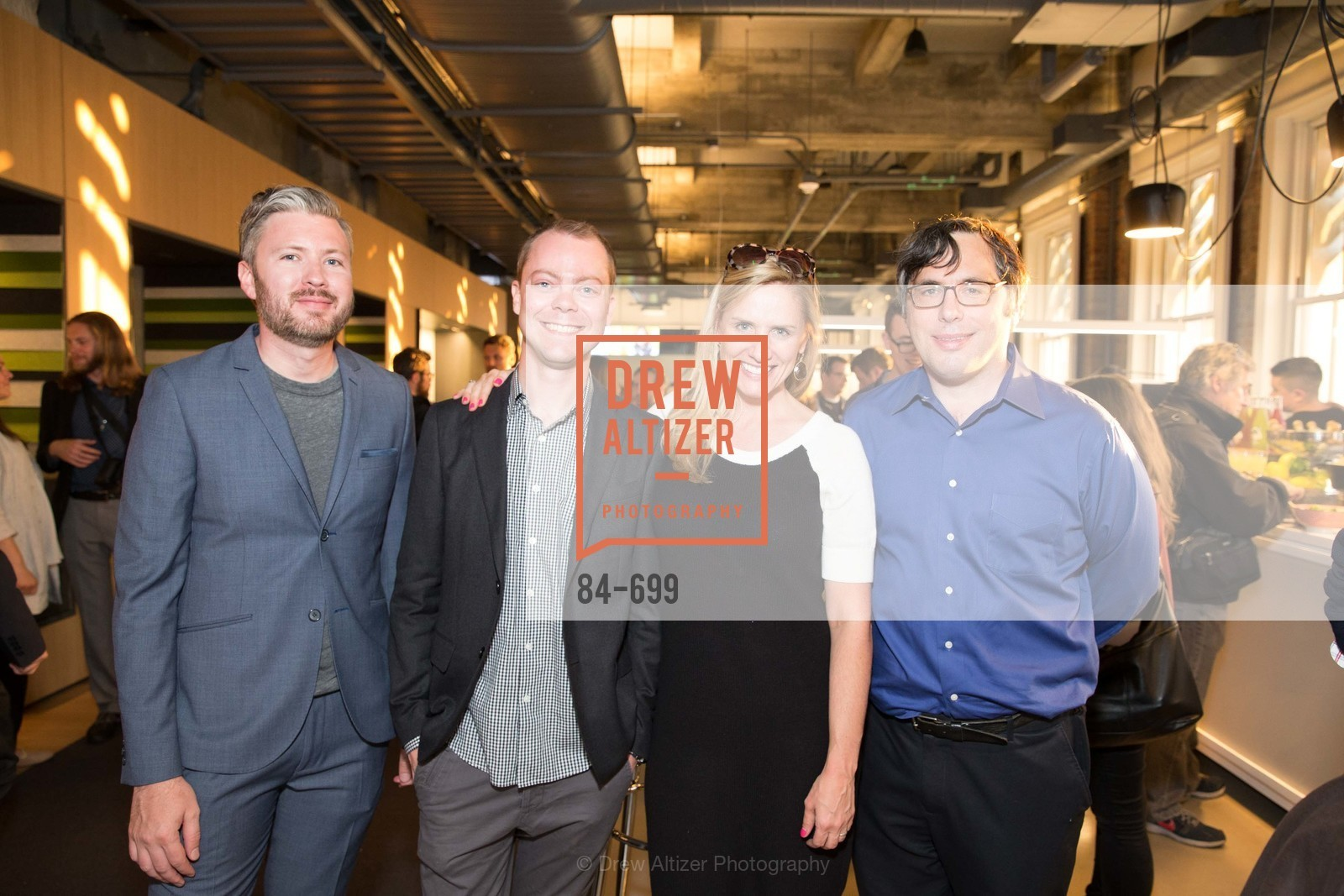 Mike Dunn, Zach Haehn, Terra Carmichael, Harry McCracken, BLOOMBERG Office Opening, US, May 6th, 2015,Drew Altizer, Drew Altizer Photography, full-service agency, private events, San Francisco photographer, photographer california