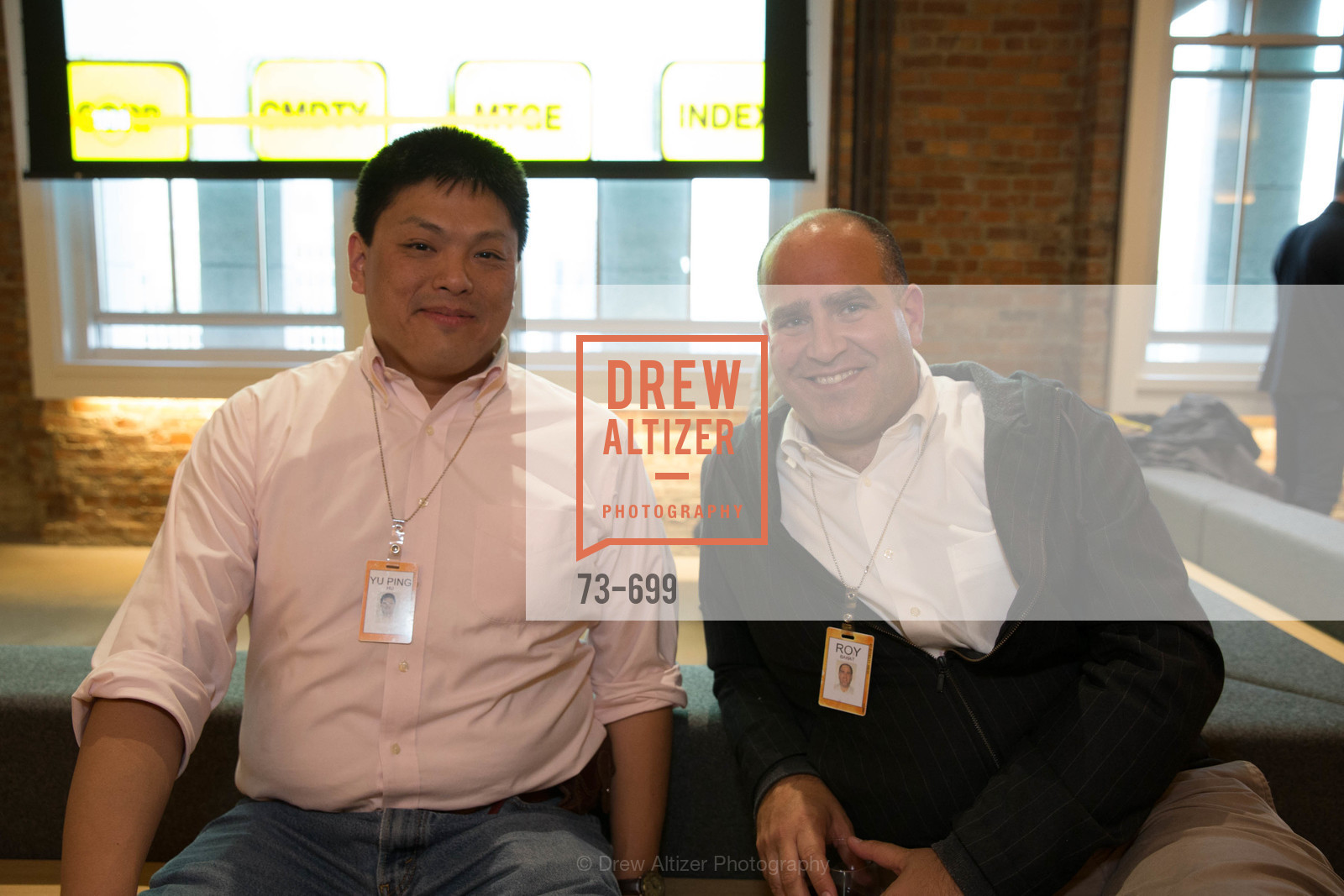Yu Ping, Roy Bahat, BLOOMBERG Office Opening, US, May 6th, 2015,Drew Altizer, Drew Altizer Photography, full-service agency, private events, San Francisco photographer, photographer california