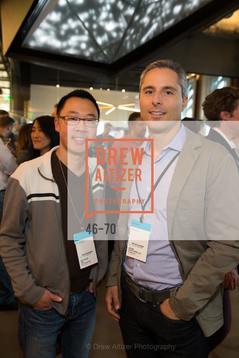 George Ng, John Cantarella, Bloomberg Tech Hosts New San Francisco Office Opening Party, 140 Montgomery Street, May 6th, 2015,Drew Altizer, Drew Altizer Photography, full-service agency, private events, San Francisco photographer, photographer california