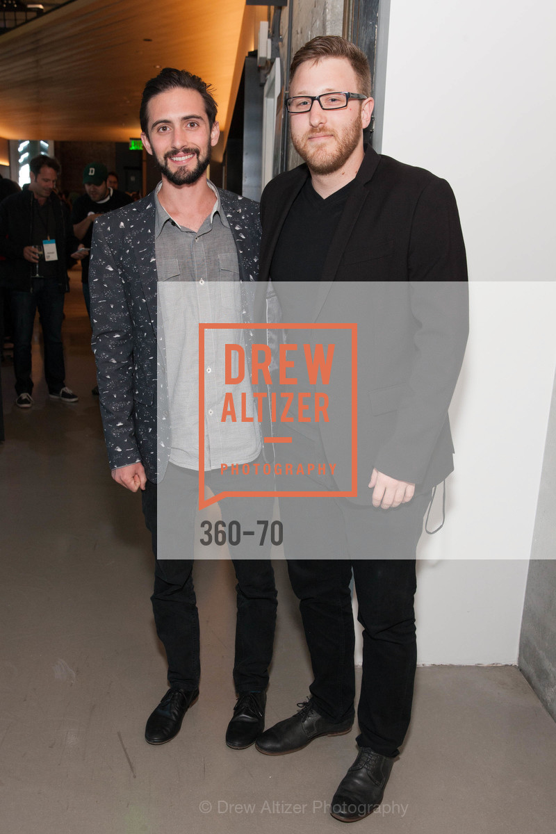 John Tuthill, Brandon Sampson, Bloomberg Tech Hosts New San Francisco Office Opening Party, 140 Montgomery Street, May 6th, 2015,Drew Altizer, Drew Altizer Photography, full-service agency, private events, San Francisco photographer, photographer california