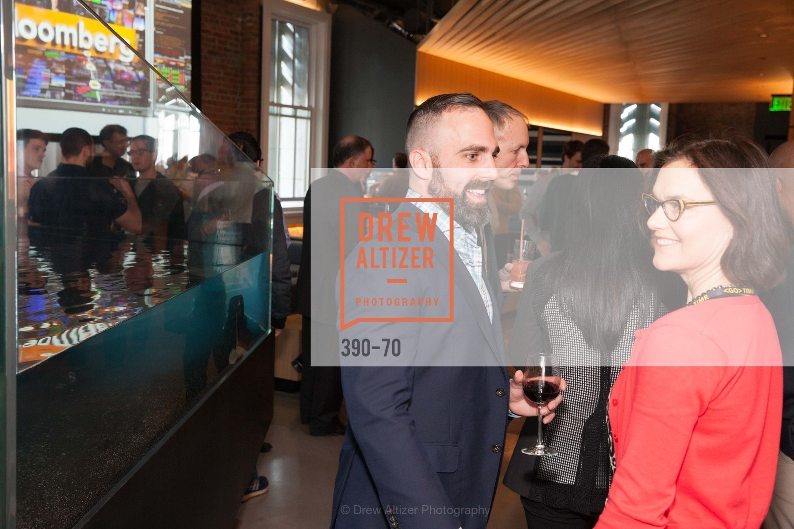 RG Kahoe, Mary Hannawacker, Bloomberg Tech Hosts New San Francisco Office Opening Party, 140 Montgomery Street, May 6th, 2015,Drew Altizer, Drew Altizer Photography, full-service agency, private events, San Francisco photographer, photographer california