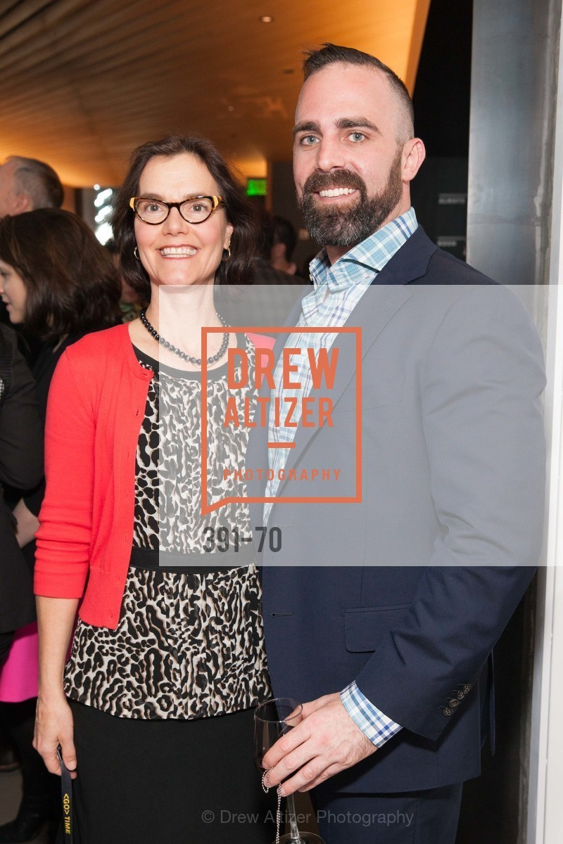 Mary Hannawacker, RG Kahoe, Bloomberg Tech Hosts New San Francisco Office Opening Party, 140 Montgomery Street, May 6th, 2015,Drew Altizer, Drew Altizer Photography, full-service agency, private events, San Francisco photographer, photographer california