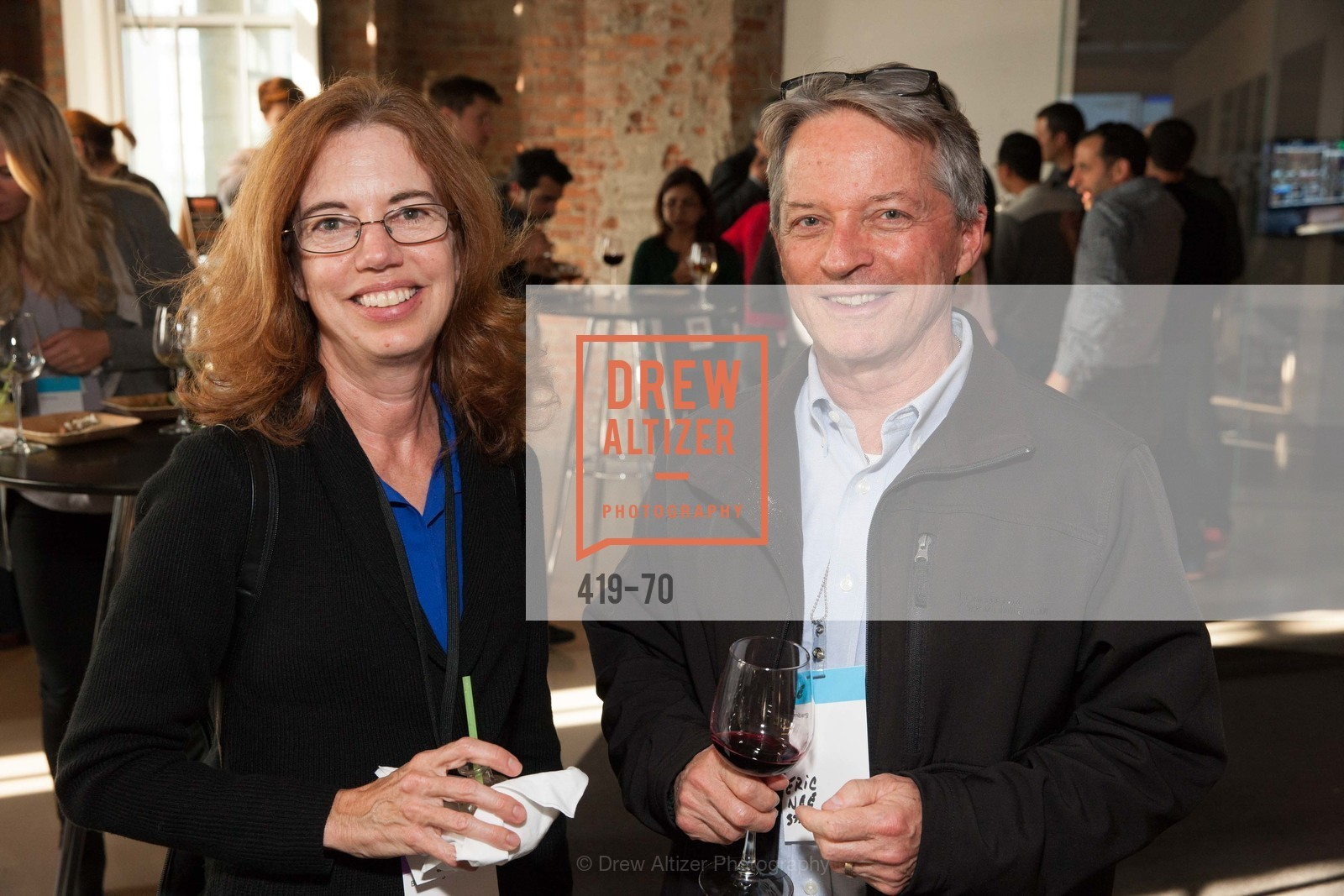 Tekla Perry, Eric Nee, Bloomberg Tech Hosts New San Francisco Office Opening Party, 140 Montgomery Street, May 6th, 2015,Drew Altizer, Drew Altizer Photography, full-service agency, private events, San Francisco photographer, photographer california