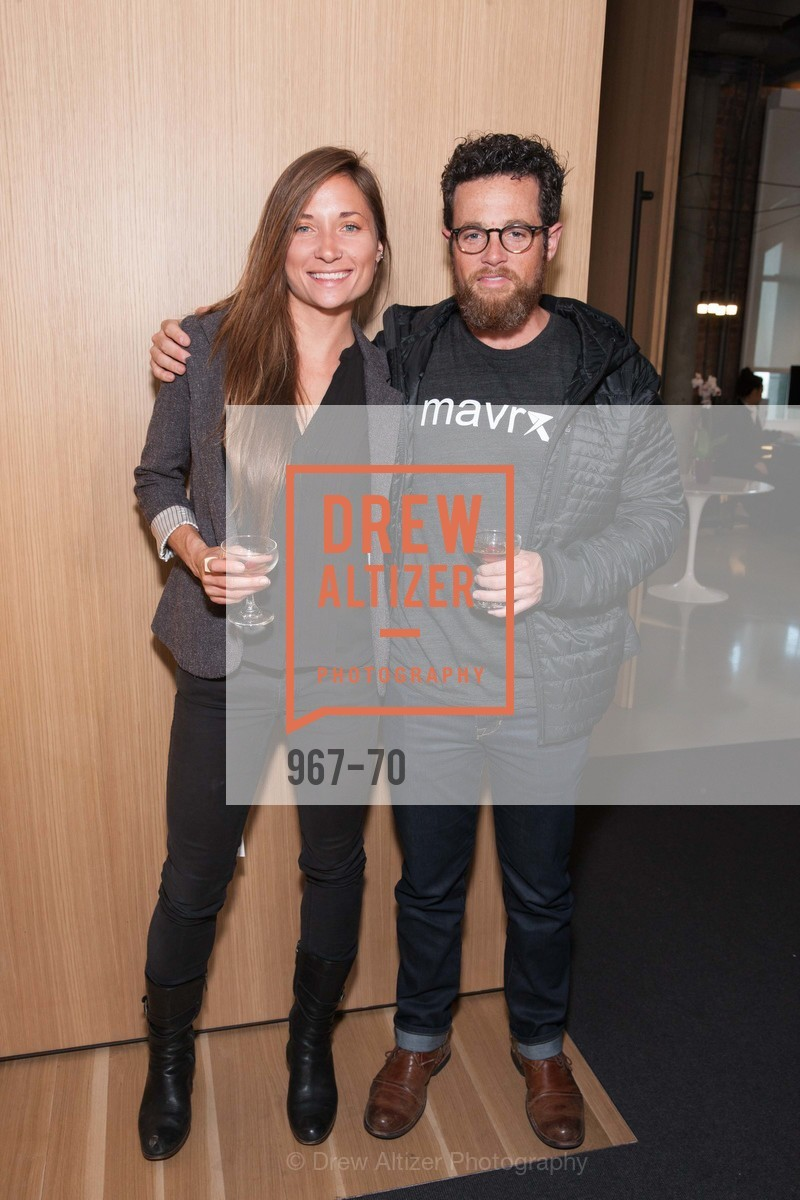 Noelle Phares, Max Bruner, Bloomberg Tech Hosts New San Francisco Office Opening Party, 140 Montgomery Street, May 6th, 2015,Drew Altizer, Drew Altizer Photography, full-service agency, private events, San Francisco photographer, photographer california