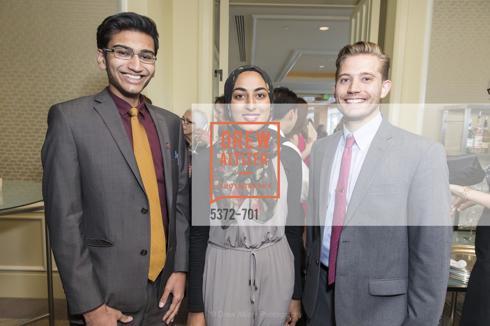 Hammad Zahid, Muriam Choudhery, Bradley Hill, SUMMER SEARCH San Francisco 25th Anniversary, US, May 7th, 2015,Drew Altizer, Drew Altizer Photography, full-service agency, private events, San Francisco photographer, photographer california
