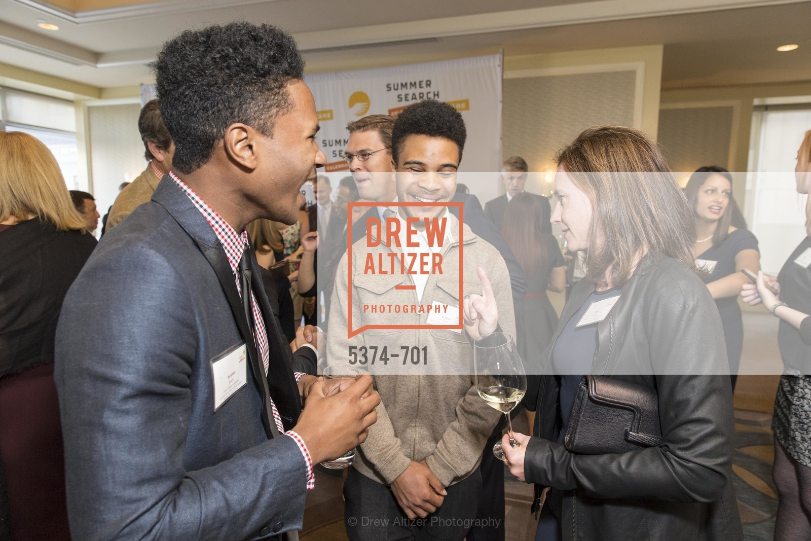 Ibrahim Balde, Ayodele Lewis, Sue Tunnell, SUMMER SEARCH San Francisco 25th Anniversary, US, May 6th, 2015,Drew Altizer, Drew Altizer Photography, full-service agency, private events, San Francisco photographer, photographer california