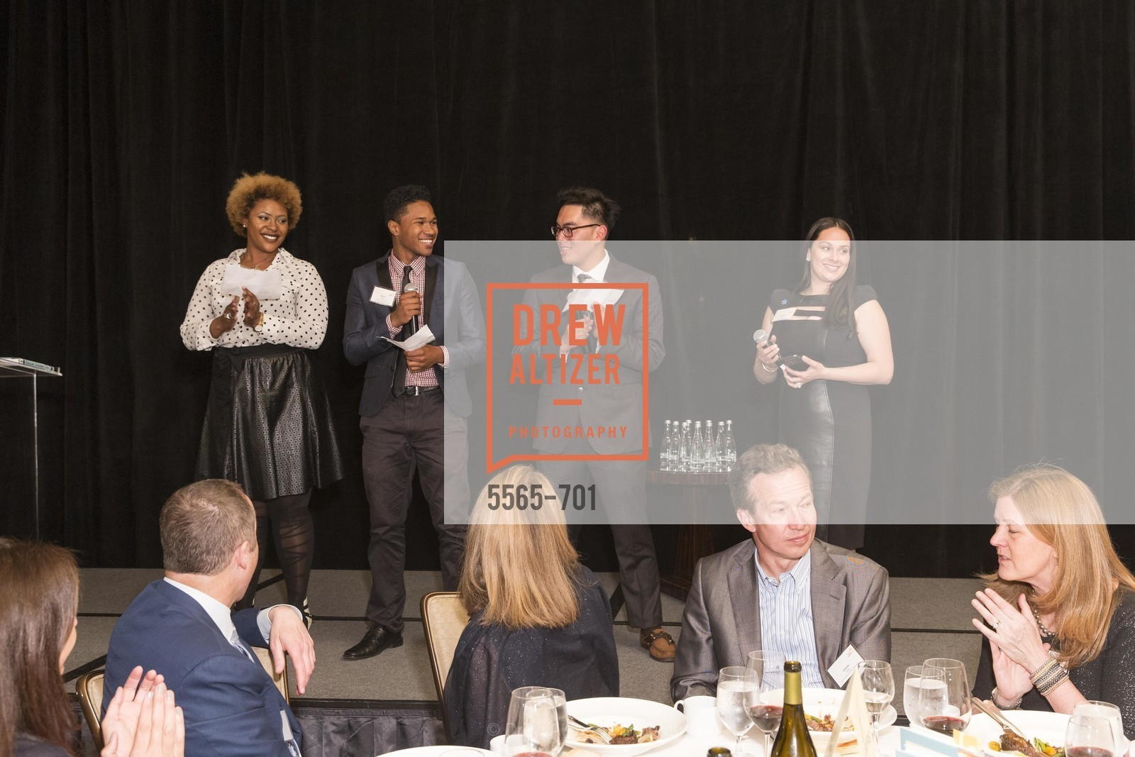 Savannah Hudson, Inrahim Balde, Josh Dela Cruz, Marcela Azucar, SUMMER SEARCH San Francisco 25th Anniversary, US, May 6th, 2015,Drew Altizer, Drew Altizer Photography, full-service agency, private events, San Francisco photographer, photographer california