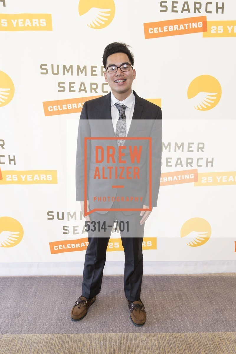 Josh Dela Cruz, SUMMER SEARCH San Francisco 25th Anniversary, US, May 7th, 2015,Drew Altizer, Drew Altizer Photography, full-service agency, private events, San Francisco photographer, photographer california
