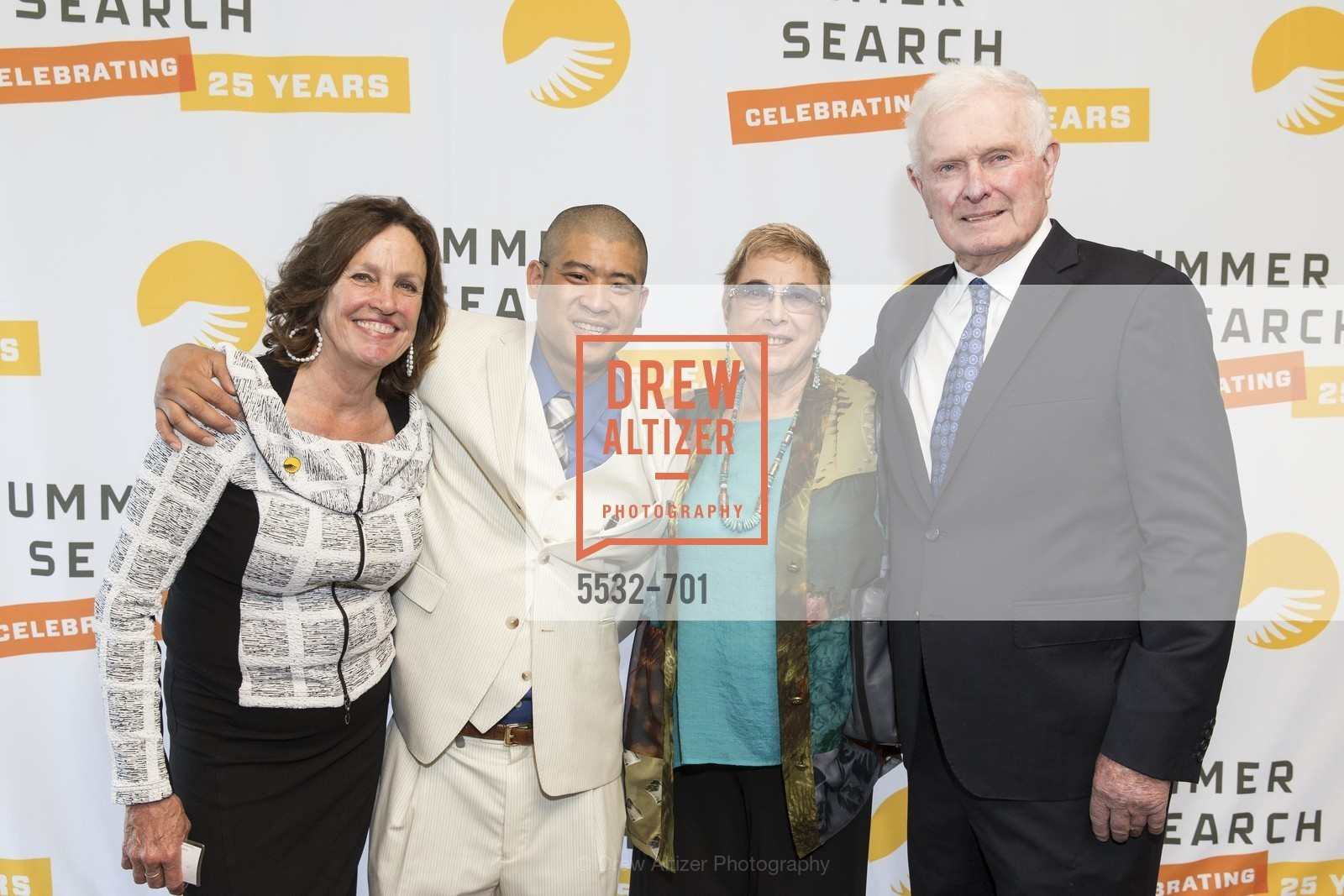 Linda Mornell, David Nguyen, Lettie Lupis, John Moriarty, SUMMER SEARCH San Francisco 25th Anniversary, US, May 7th, 2015,Drew Altizer, Drew Altizer Photography, full-service agency, private events, San Francisco photographer, photographer california