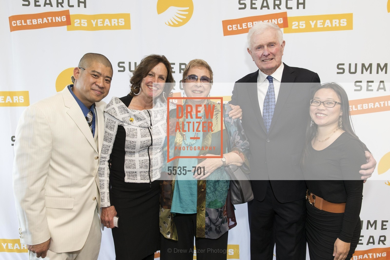 David Nguyen, Linda Mornell, Lettie Lupis, John Moriarty, Janice Lee, SUMMER SEARCH San Francisco 25th Anniversary, US, May 6th, 2015,Drew Altizer, Drew Altizer Photography, full-service agency, private events, San Francisco photographer, photographer california