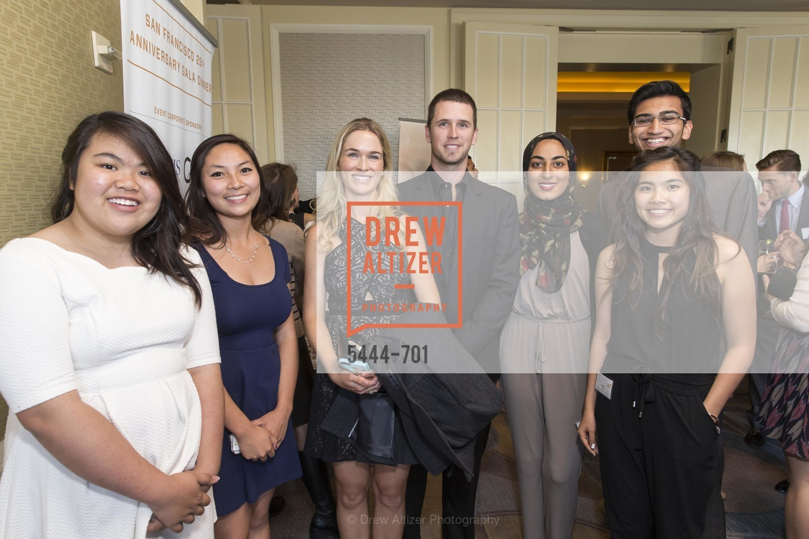 Buster Posey, Muriam Choudhery, Hammad Zahid, Denise Chan, SUMMER SEARCH San Francisco 25th Anniversary, US, May 7th, 2015,Drew Altizer, Drew Altizer Photography, full-service agency, private events, San Francisco photographer, photographer california