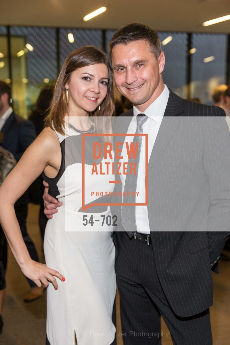 Liana Burtsaza, Vadim Nebuchin, ARTPOINT:  Masterpieces from the National Galleries of Scotland and Scotch Tastings, US, May 8th, 2015,Drew Altizer, Drew Altizer Photography, full-service agency, private events, San Francisco photographer, photographer california