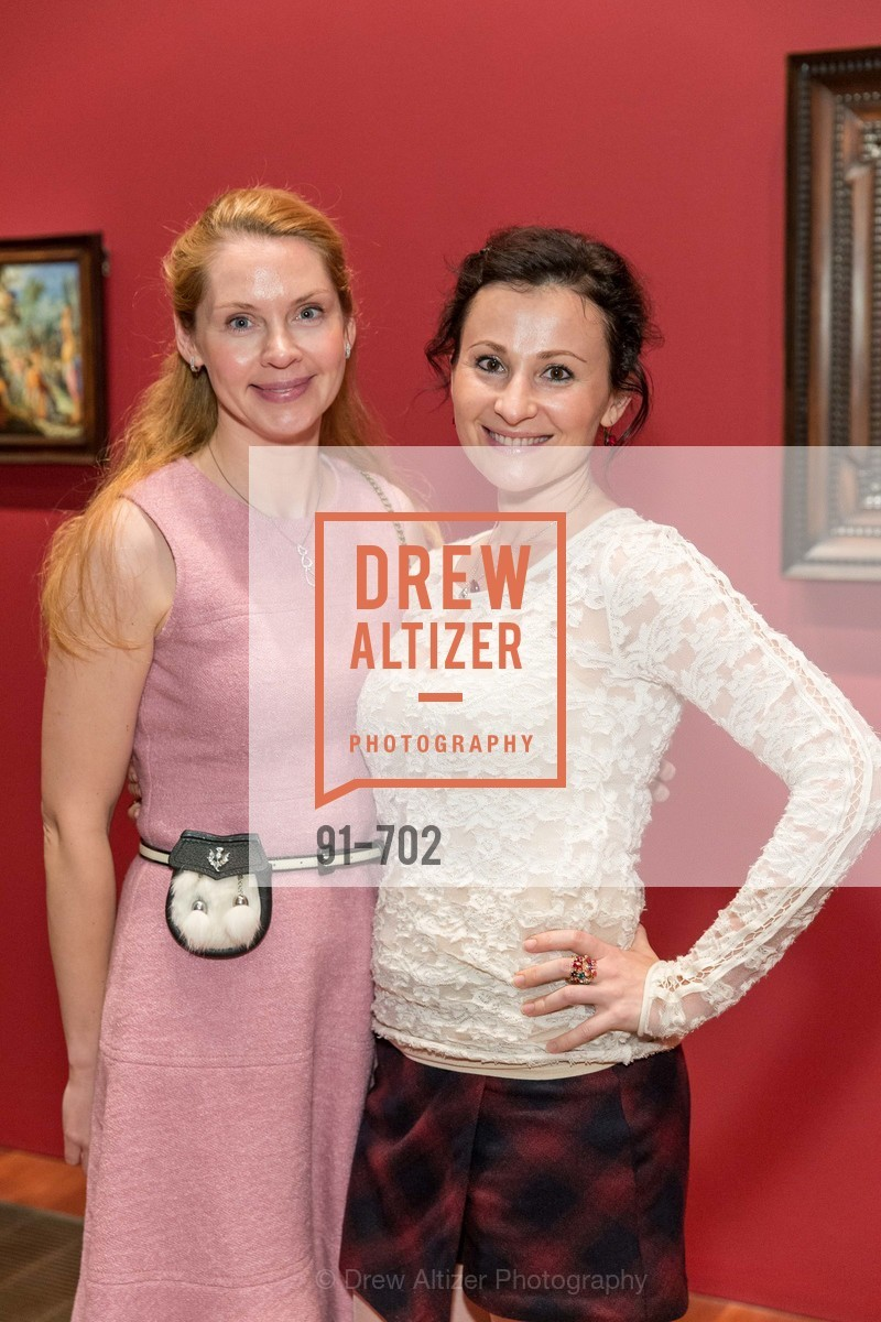 Lana Getz, Irina Roach, ARTPOINT:  Masterpieces from the National Galleries of Scotland and Scotch Tastings, US, May 8th, 2015,Drew Altizer, Drew Altizer Photography, full-service agency, private events, San Francisco photographer, photographer california