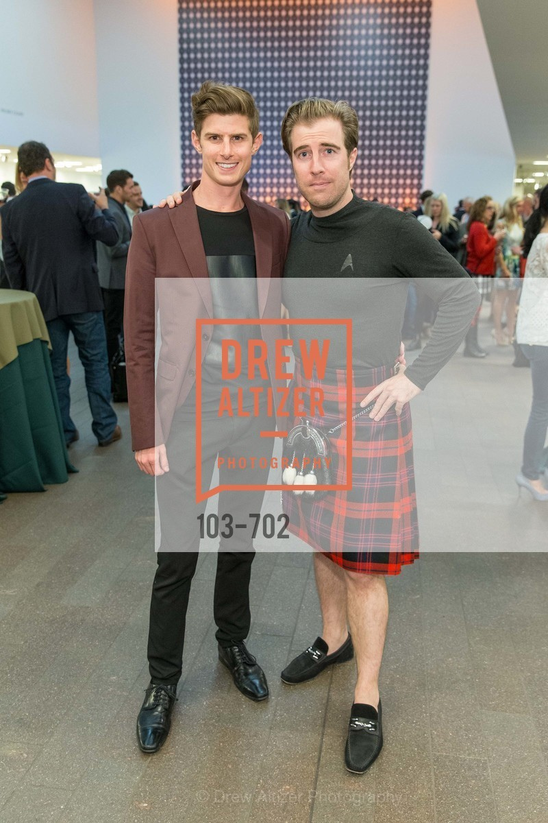 Michael Roderick, Matthew Kimball, ARTPOINT:  Masterpieces from the National Galleries of Scotland and Scotch Tastings, US, May 7th, 2015,Drew Altizer, Drew Altizer Photography, full-service agency, private events, San Francisco photographer, photographer california