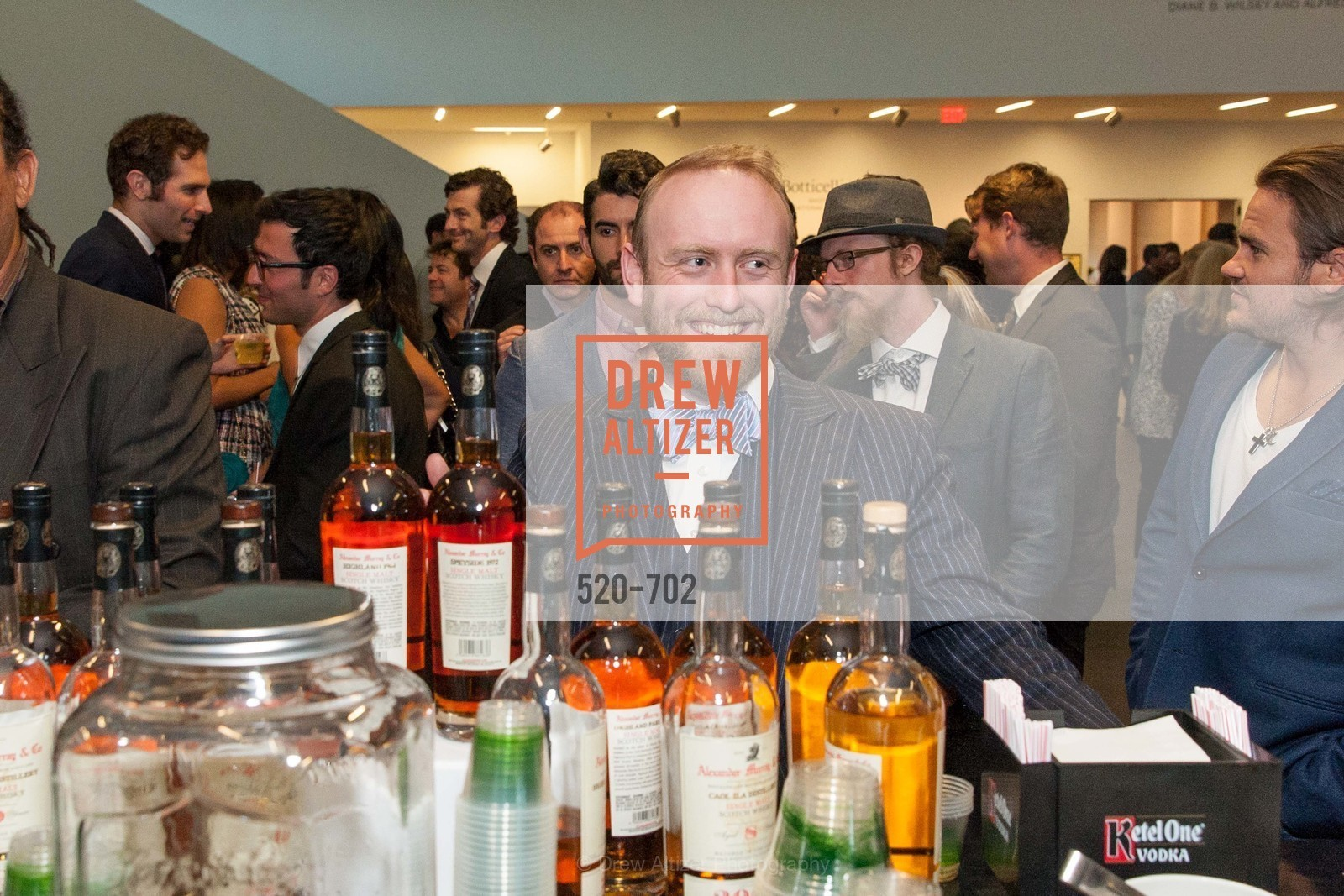 Adam Arthur Bier, ARTPOINT:  Masterpieces from the National Galleries of Scotland and Scotch Tastings, US, May 8th, 2015,Drew Altizer, Drew Altizer Photography, full-service agency, private events, San Francisco photographer, photographer california