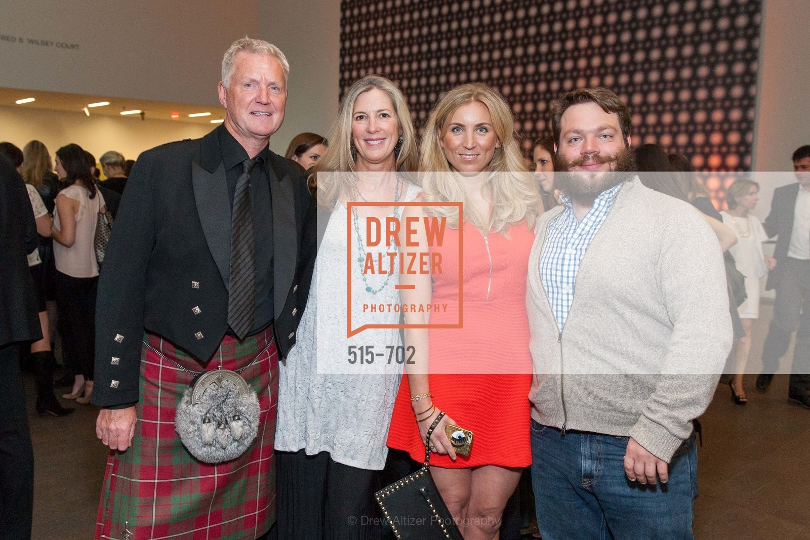Des Docherty, Lori Docherty, Frederique Dame, Hom Croucher, ARTPOINT:  Masterpieces from the National Galleries of Scotland and Scotch Tastings, US, May 8th, 2015,Drew Altizer, Drew Altizer Photography, full-service agency, private events, San Francisco photographer, photographer california