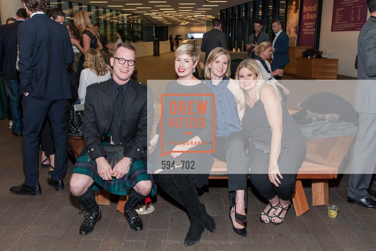 Greer Goings, Julie Yarbrough, ARTPOINT:  Masterpieces from the National Galleries of Scotland and Scotch Tastings, US, May 8th, 2015,Drew Altizer, Drew Altizer Photography, full-service agency, private events, San Francisco photographer, photographer california
