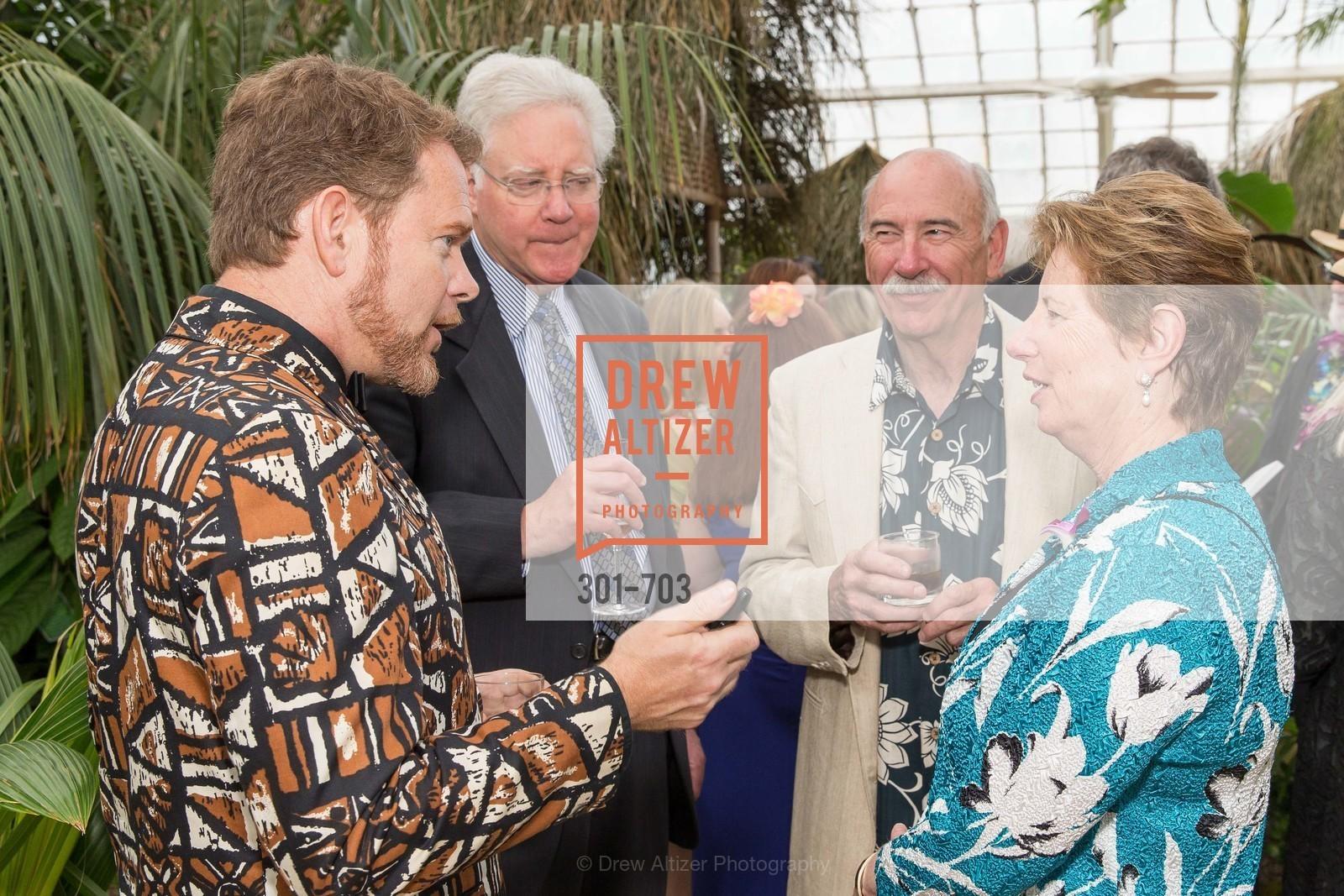 Jim Derich, Barbara Derich, CONSERVATORY OF FLOWERS Presents