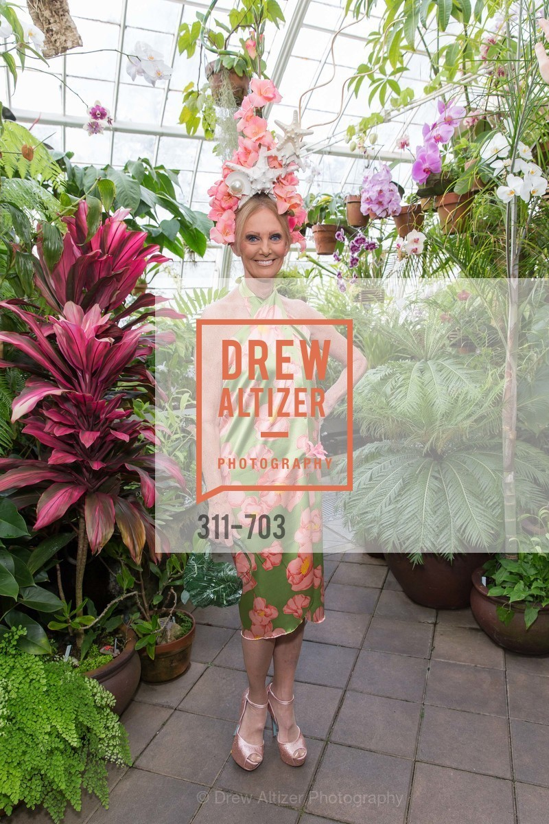 Belinda Berry, CONSERVATORY OF FLOWERS Presents