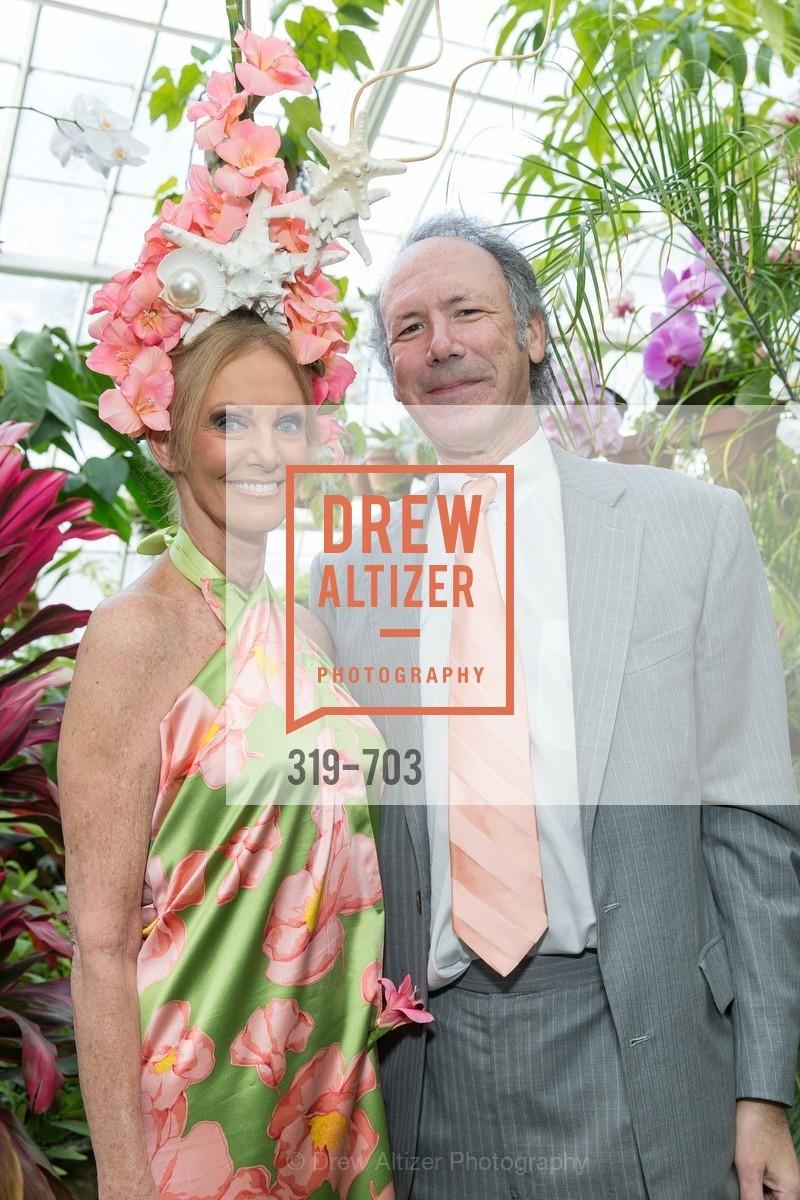 Belinda Berry, Tom Barrett, CONSERVATORY OF FLOWERS Presents