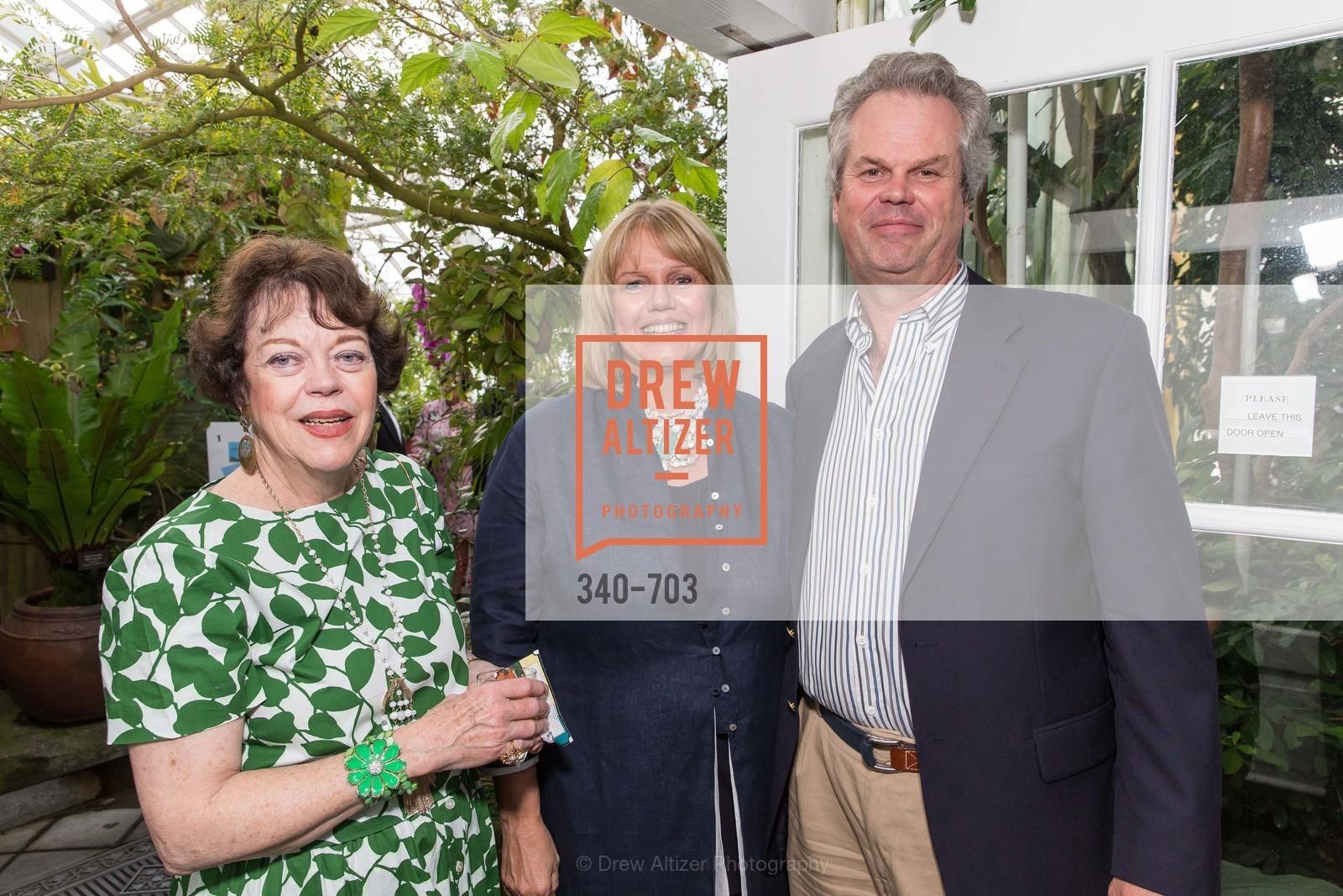 Ann Colvin, Ann Simon, Roy Leggitt, CONSERVATORY OF FLOWERS Presents