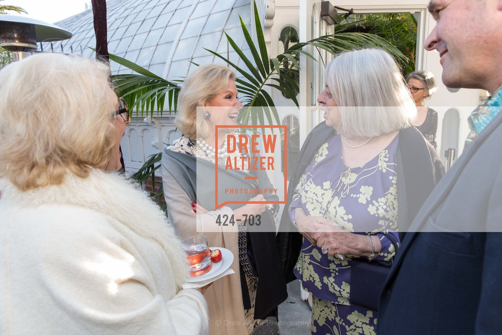 Cynthia Molstead, Dede Wilsey, Ann Funsten, CONSERVATORY OF FLOWERS Presents