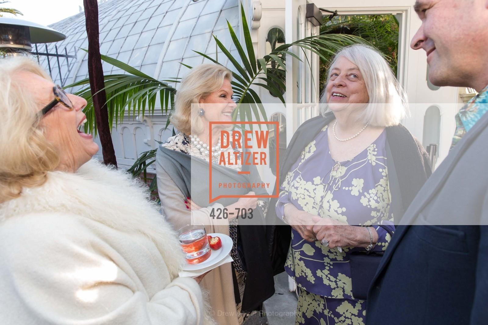 Cynthia Molstead, Dede Wilsey, Ann Funsten, CONSERVATORY OF FLOWERS Presents