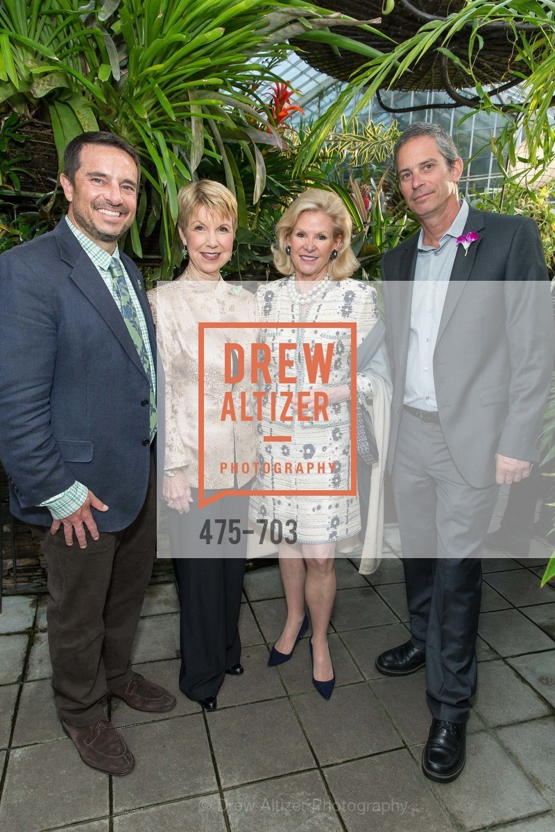 Phil Ginsburg, Martha Woollomes, Dede Wilsey, Eric Anderson, CONSERVATORY OF FLOWERS Presents