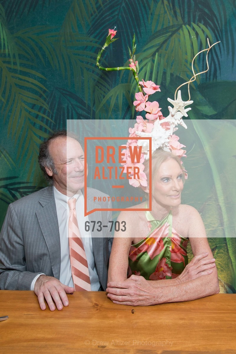 Tom Barrett, Belinda Berry, CONSERVATORY OF FLOWERS Presents