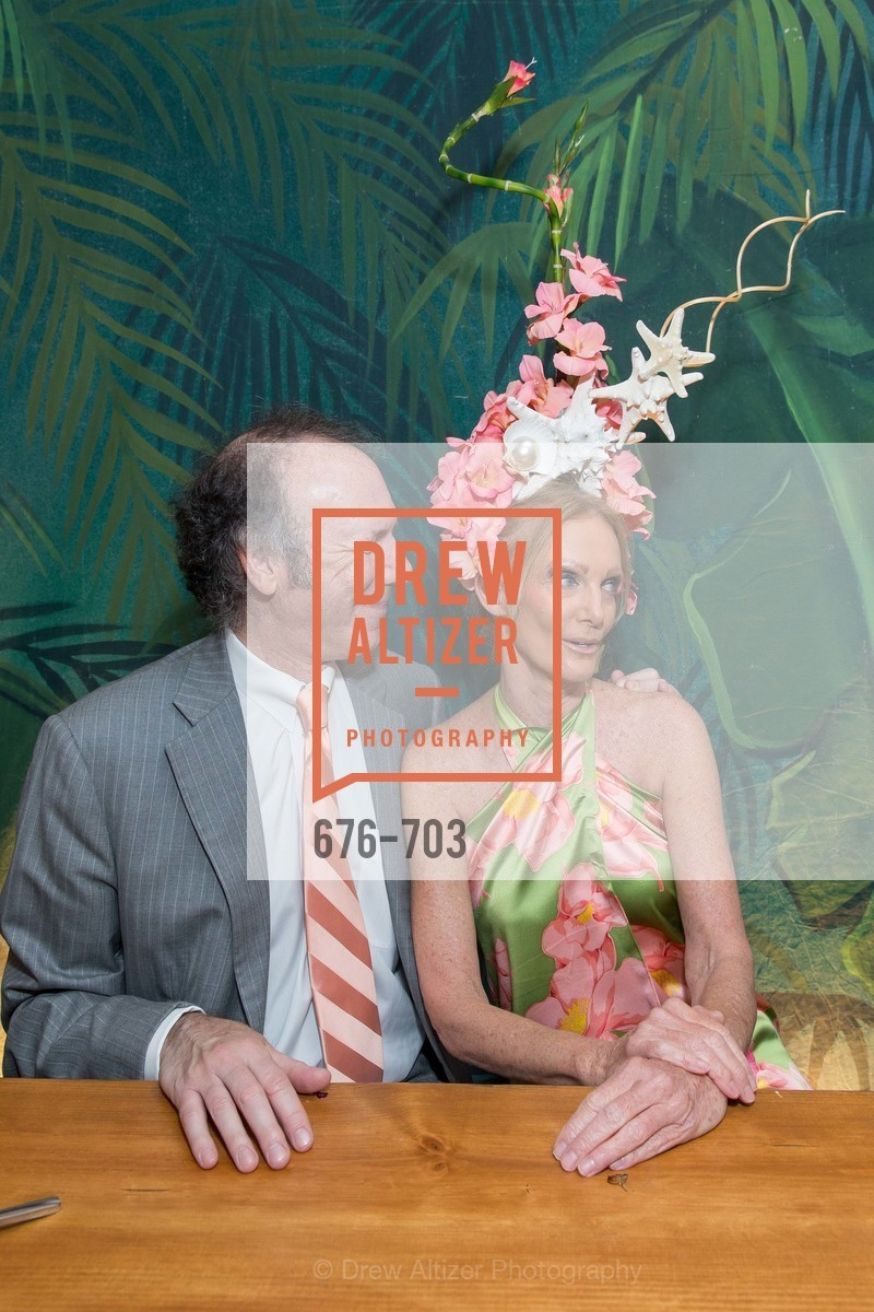Tom Barrett, Belinda Berry, CONSERVATORY OF FLOWERS Presents