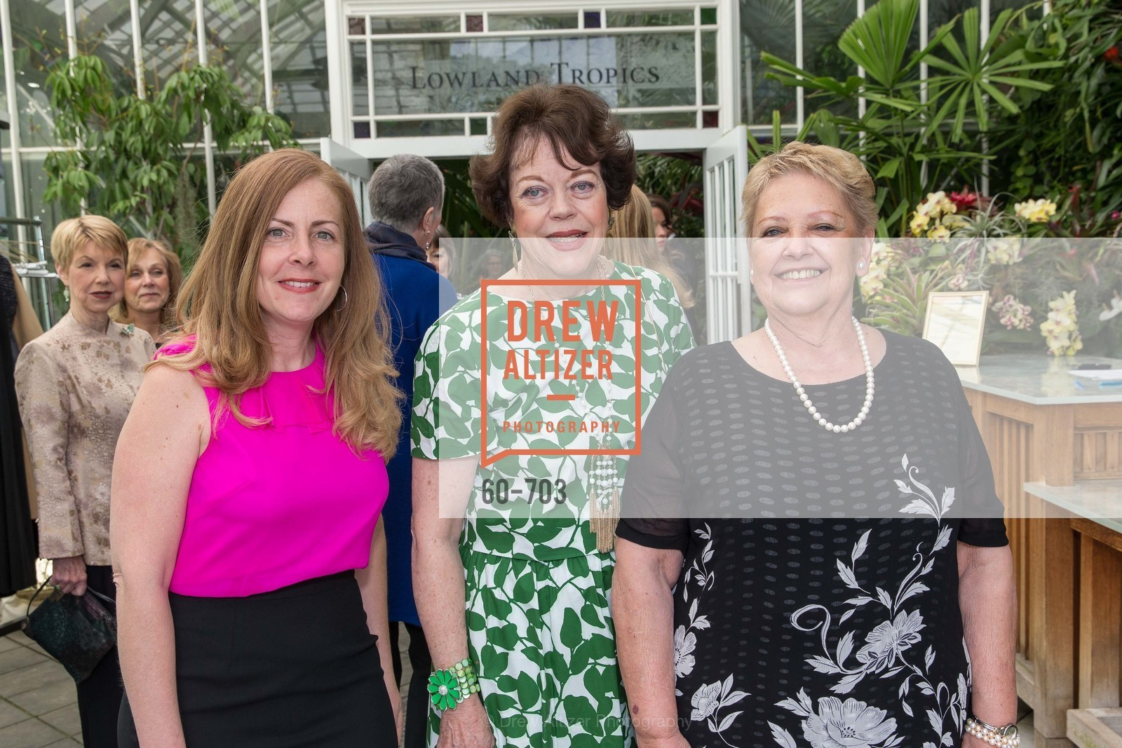 Betsy Nichols, Ann Colvin, Betty Packard, CONSERVATORY OF FLOWERS Presents
