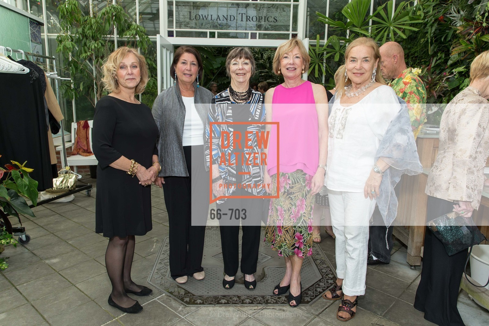 Sharon Collier, Terry Dolan, Donna Ellis, Jane Scurich, Natasha Hopkinson, CONSERVATORY OF FLOWERS Presents