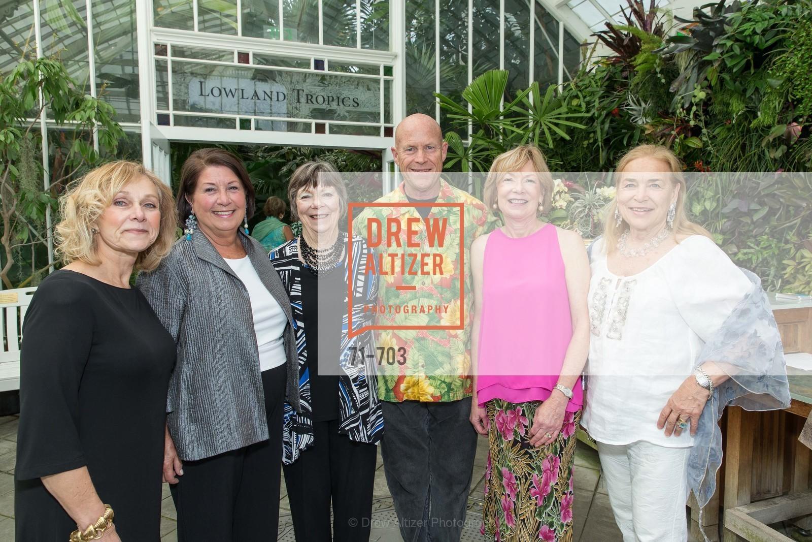 Sharon Collier, Terry Dolan, Donna Ellis, Steven Brown, Jane Scurich, Natasha Hopkinson, CONSERVATORY OF FLOWERS Presents
