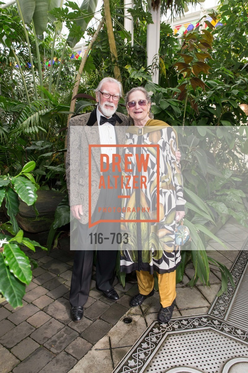 Roland Petersen, Caryl Ritter Petersen, CONSERVATORY OF FLOWERS Presents