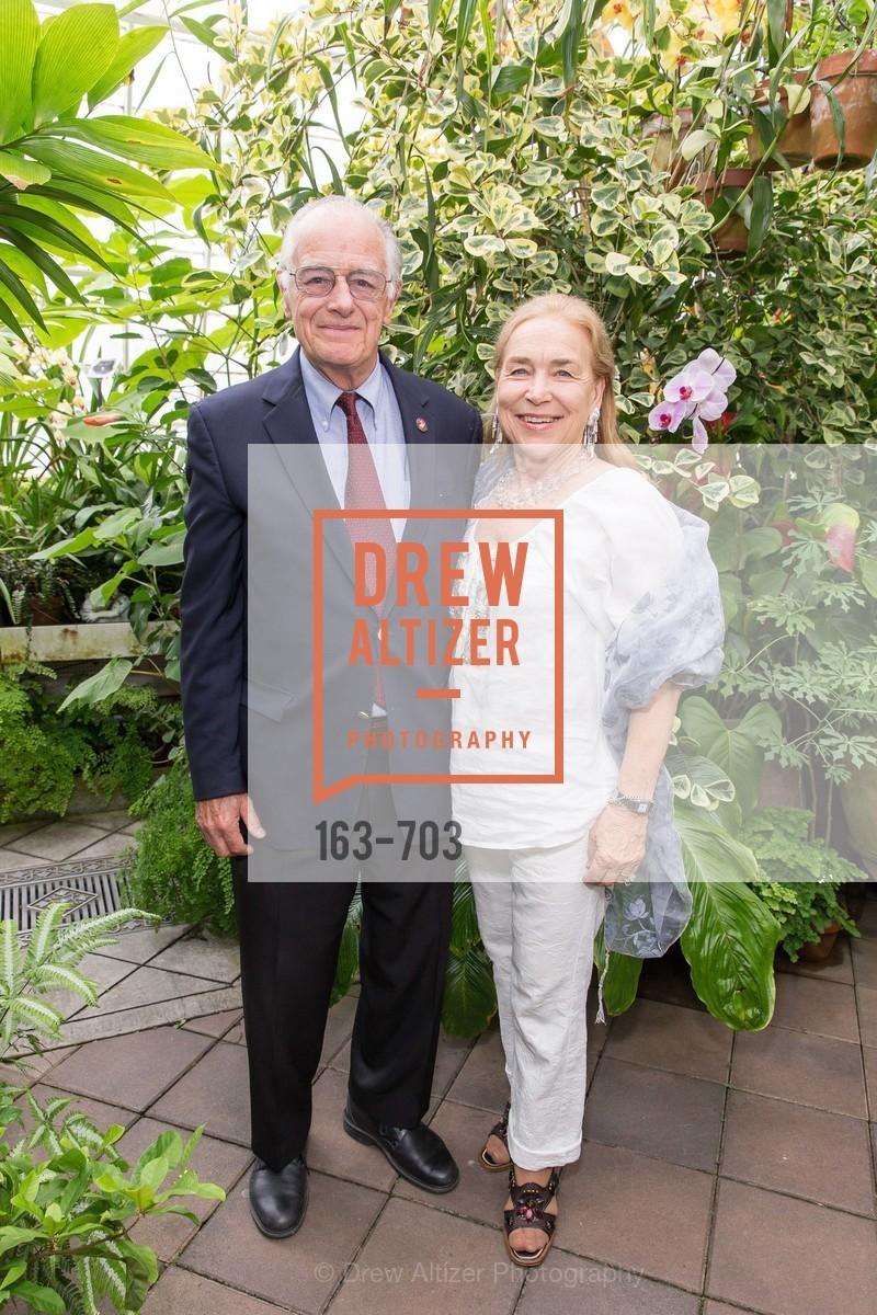 Peter Hopkinson, Natasha Hopkinson, CONSERVATORY OF FLOWERS Presents
