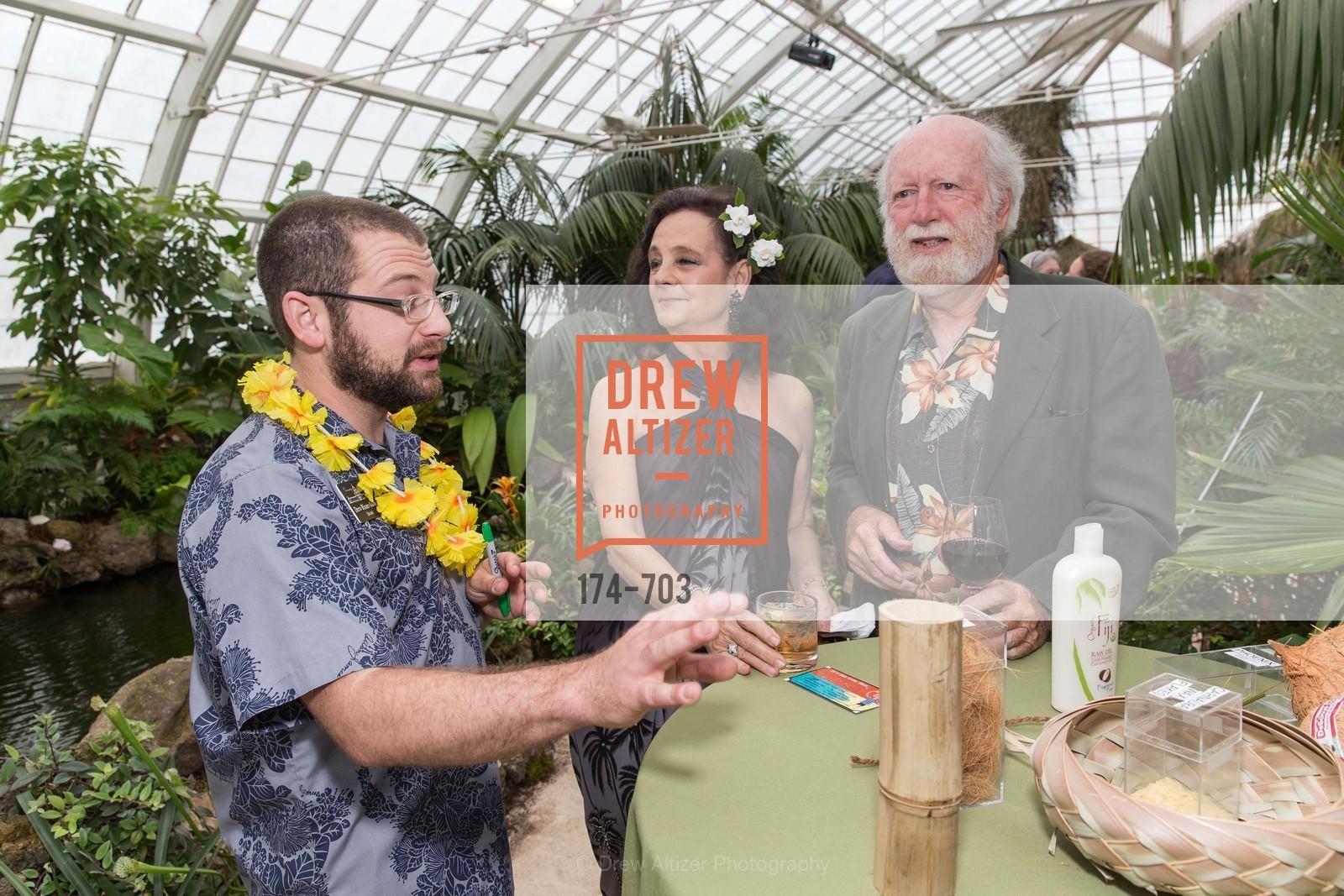 Drew Risner-Davis, Suzanne Miller, Michael Miller, CONSERVATORY OF FLOWERS Presents