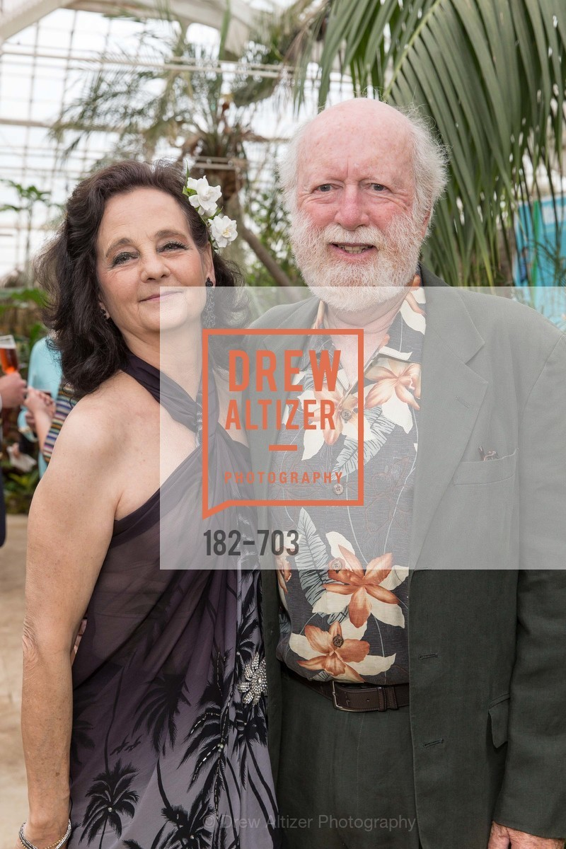 Suzanne Miller, Michael Miller, CONSERVATORY OF FLOWERS Presents