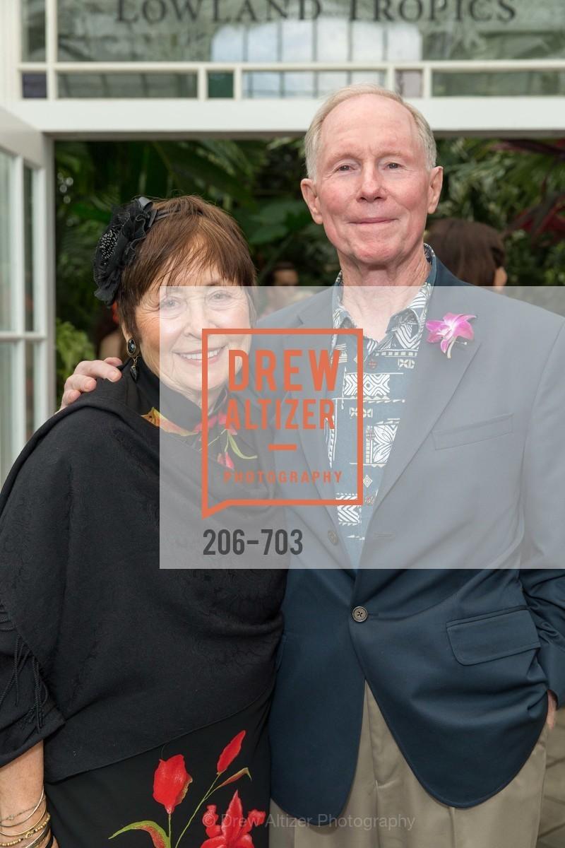 Carol Maerzke, John Maerzke, CONSERVATORY OF FLOWERS Presents