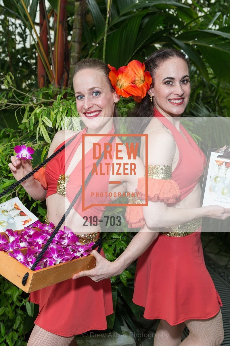 Kristi Major, Angie Major, CONSERVATORY OF FLOWERS Presents