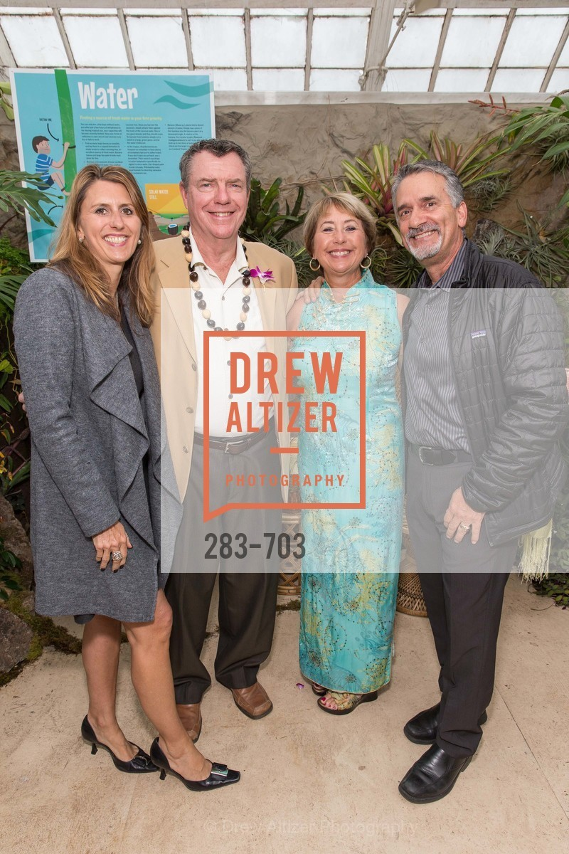 Laurie Bruschera, Jim Nevin, Terry Nevin, Jim Bruschera, CONSERVATORY OF FLOWERS Presents