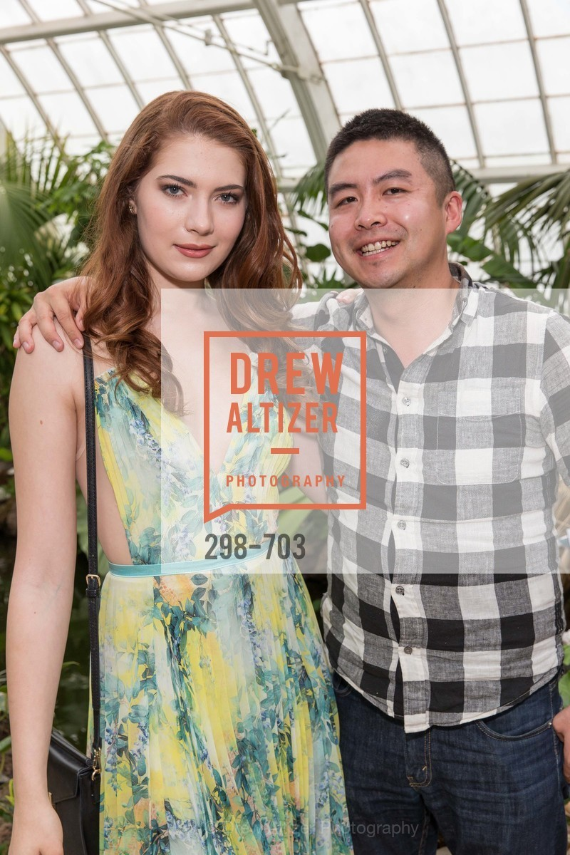 Emily Macheny, Stephen Sun, CONSERVATORY OF FLOWERS Presents