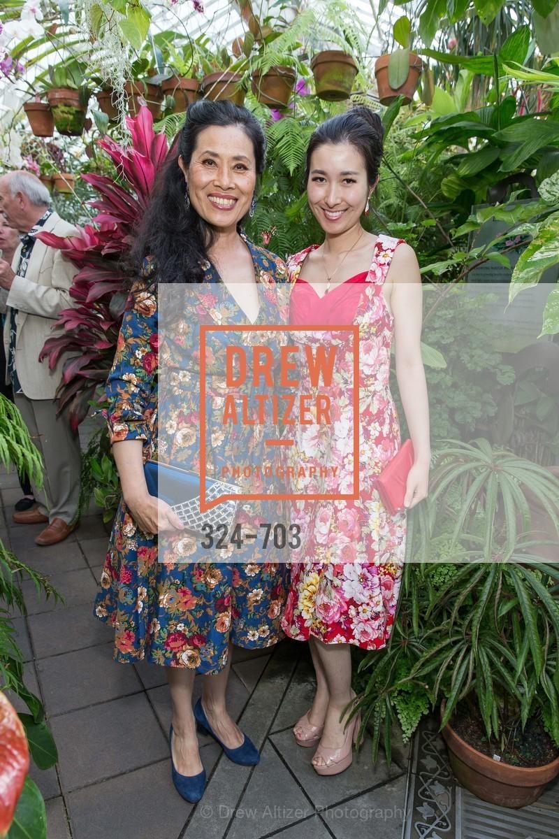 Vena Li, Selena Du, CONSERVATORY OF FLOWERS Presents