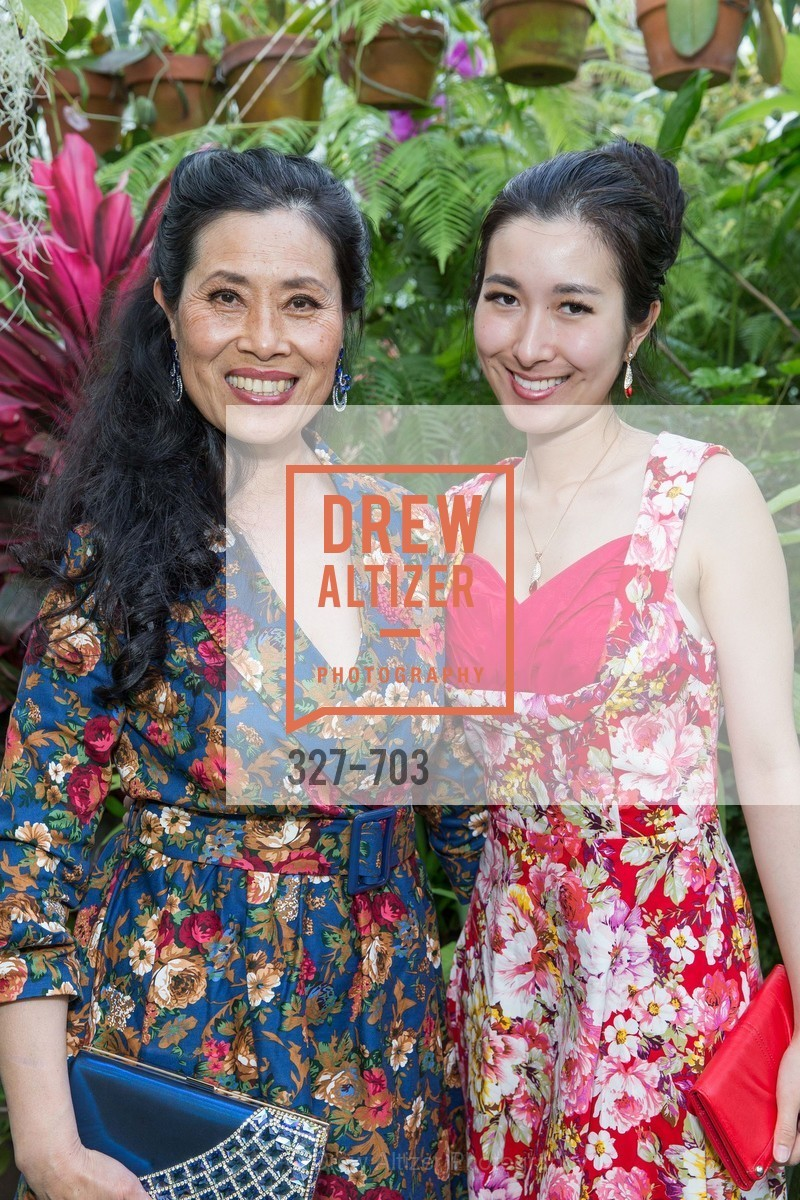 Vena Li, Selena Du, CONSERVATORY OF FLOWERS Presents