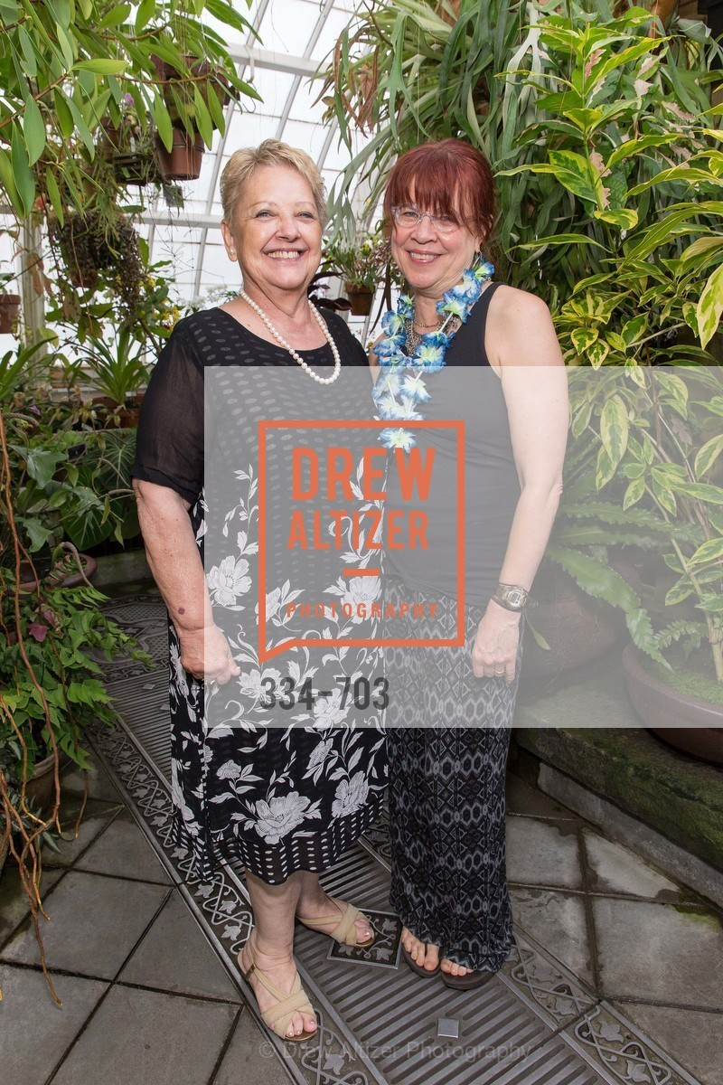Betty Packard, Teresa Swift, CONSERVATORY OF FLOWERS Presents